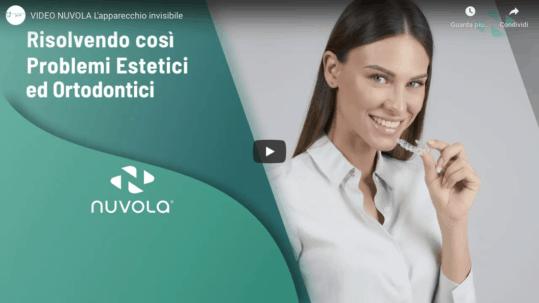 Allineatore invisibile Nuvola® Studio dentistico Spinetto