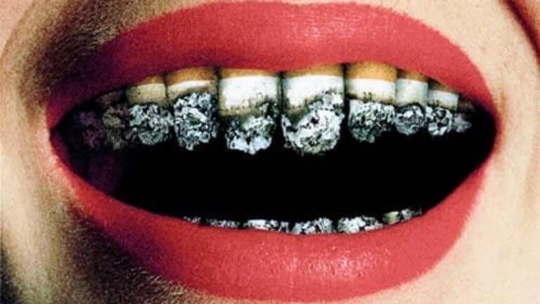 problemi ai denti per i fumatori